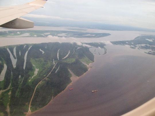 Amazonas bei Manaus