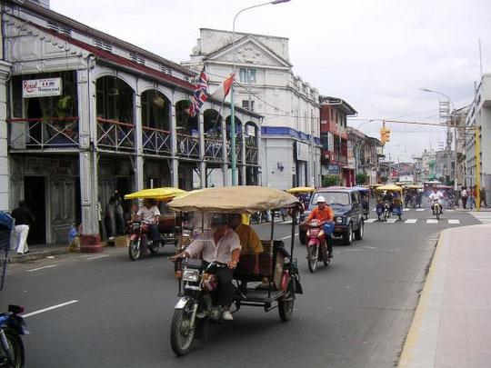 Stadtzentrum Iquitos