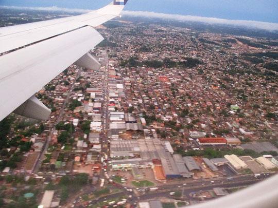 Panorama von Manaus