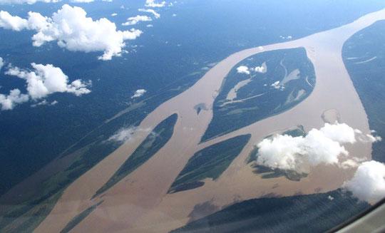 Amazonasmittellauf bei Manaus