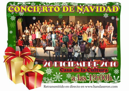 Concierto de Navidad 2010