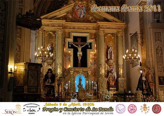 Concierto Semana Santa 2011