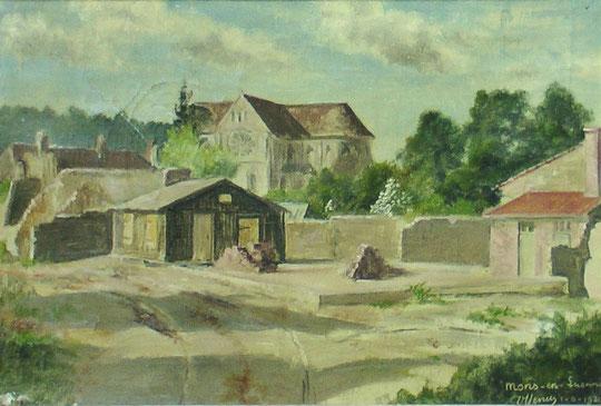 Mairie de Mons en Laonnois