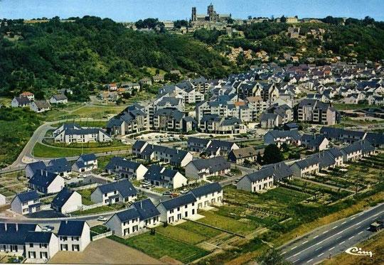 Laon, Quartier Ile de France