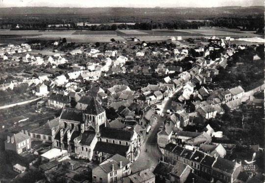 Laon, église de Vaux