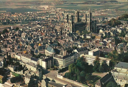 Laon, Préfecture, Providence