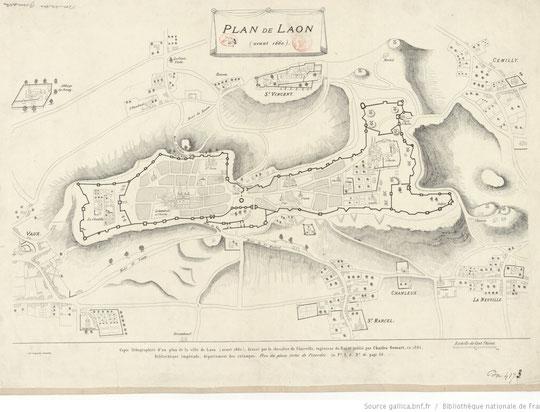 Laon e, 1660