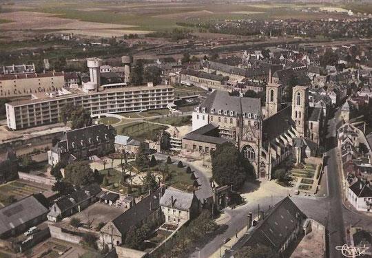 Laon, Hopital