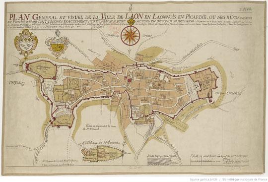 Laon, 1777