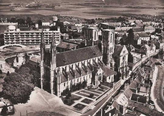 Laon, St Martin, Hopital