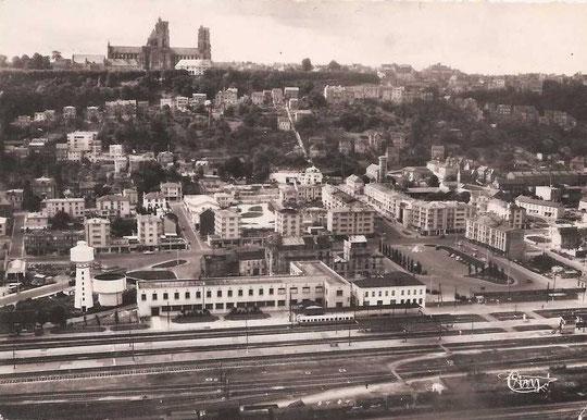 Laon, la Gare