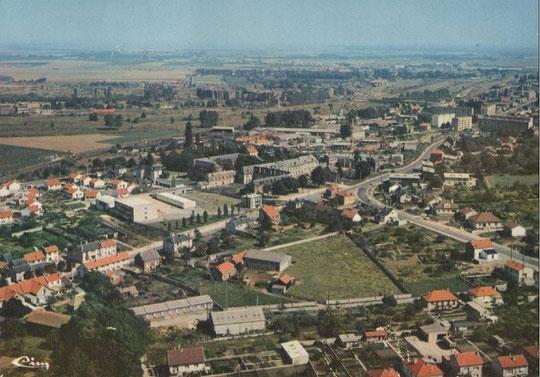 Laon, La Neuville