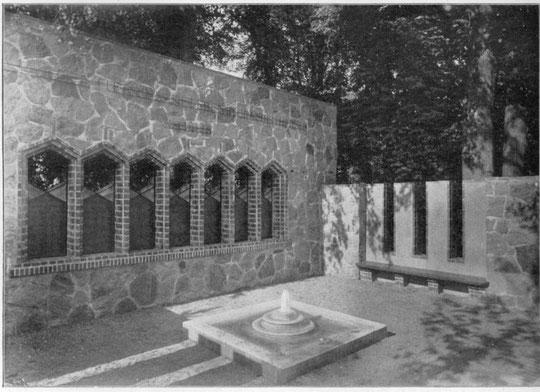 Ehrenmal Eutin vor dem 2. Weltkrieg