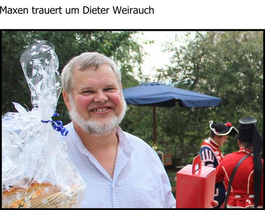 Dr. Dieter Weirauch, verstorben am 01.02.2014 in Maxen