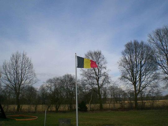 Ein Stück Belgien in Rhede / Ems Niedersachsen