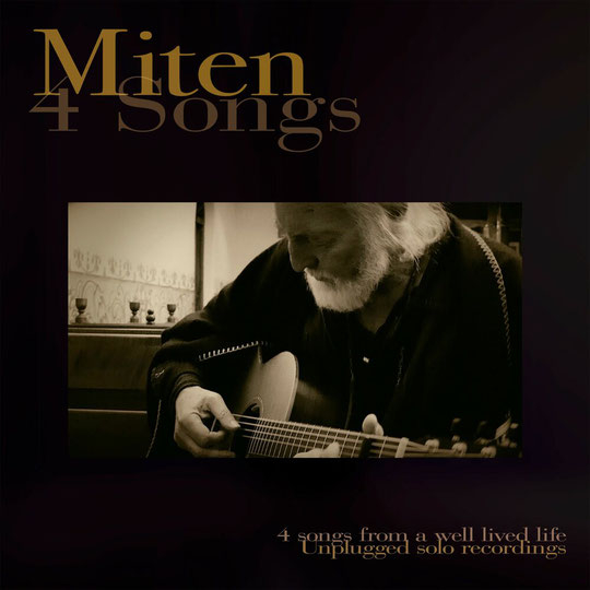 Miten - 4 Songs From a Well Lived Life (2019) ~ EP