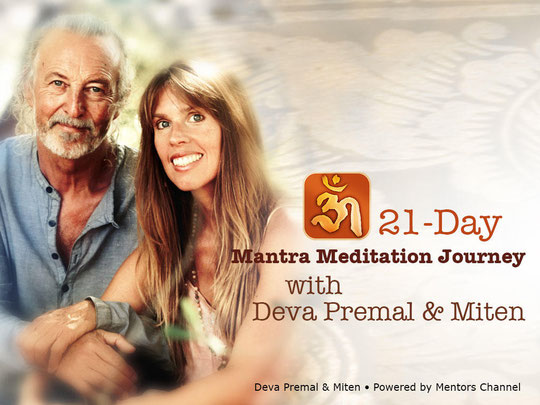 21-Day Mantra Meditation Journey (2013)