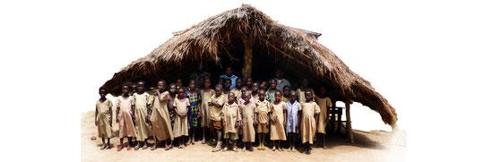 école de Dafo - les amis du togo - humanitaire