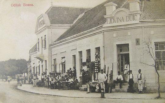 Za vrijeme Austo-Ugarske