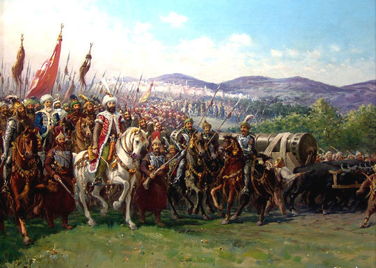 "Sultan Muhamed II. ""Osvajač"" i pohod na Bosnu"