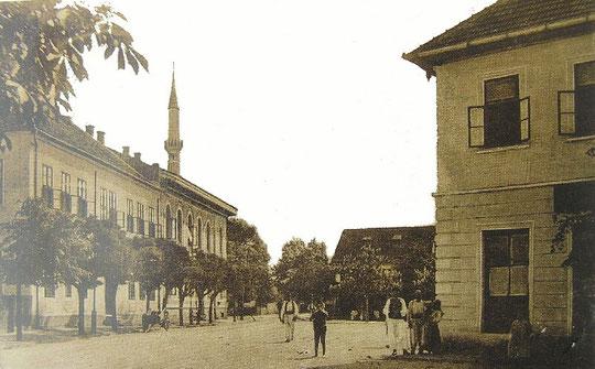 Odžak za vrijeme Austro-Ugarske