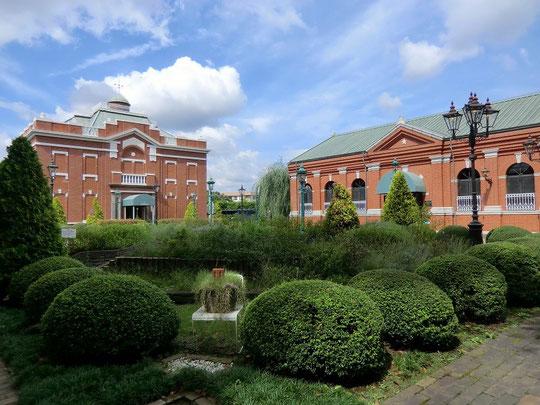 10月29日(2012) ガスミュージアムのガーデン(小平市) 9月27日撮影