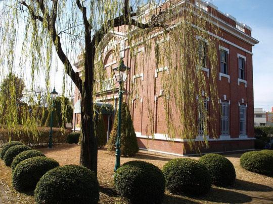 12月16日(2012) 柳の木とガス資料館(がすミュージアム:小平市)