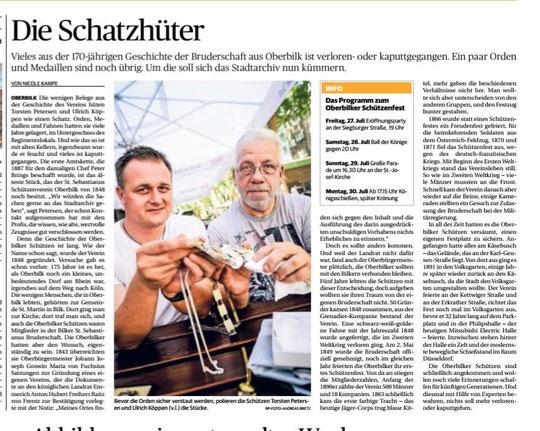 Rheinische Post 2018