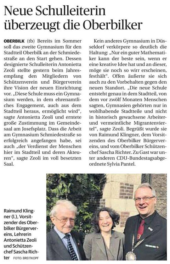 Rheinische Post 2017