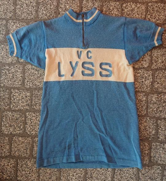 Trikot VC Lyss, ca. 1975