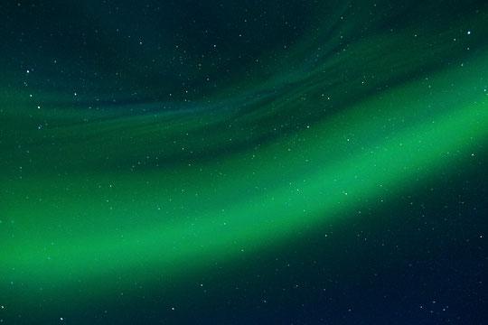 Winterurlaub in Schweden Lappland - Polarlichter, Nordlichter