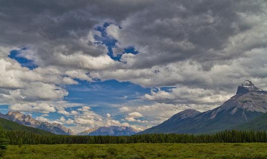 Landschaft in Alberta/ Kanada