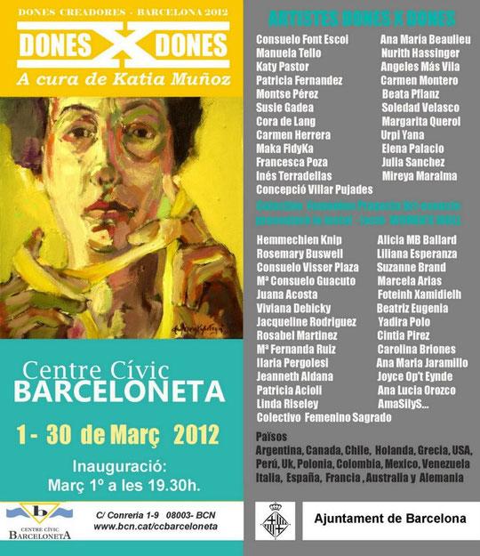 COLECTIVO FEMENINO PROYECTO ART ESENCIA