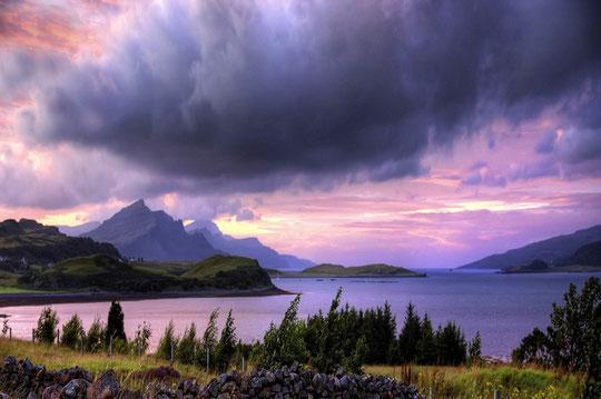 Ilha de Skye, Escócia