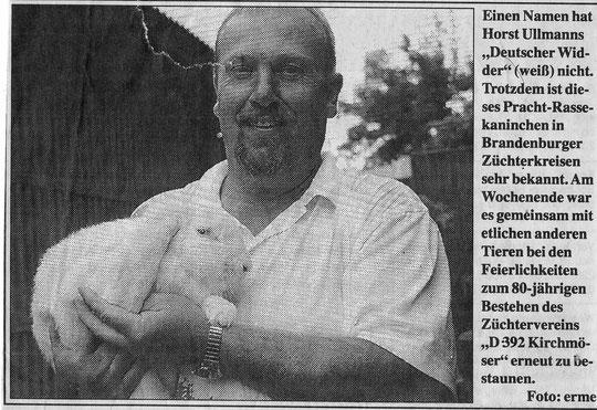 Brawo - August 2000