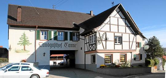 einer der ältesten Gasthöfe im Markgräflerland