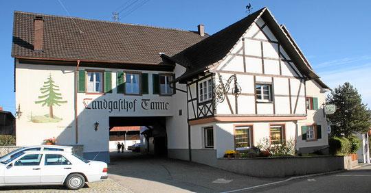 Restaurant Landgasthof Tanne
