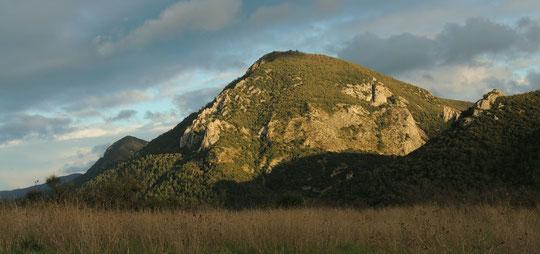 Le mont Cardou