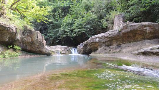 La Fontaine des Amours à Rennes-les-Bains