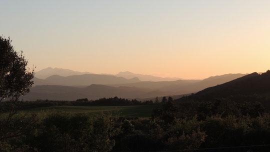Le plateau de Cassaignes
