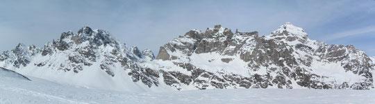 Salendo al Monte Cazzola