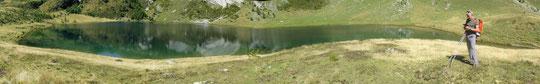 Il lago di Matogno