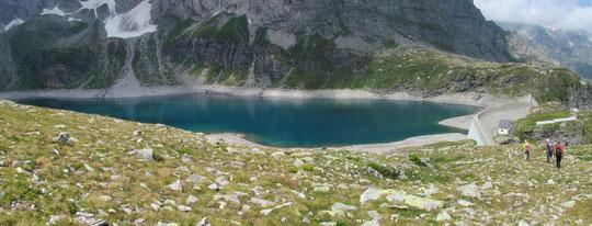 Il lago D'Avino