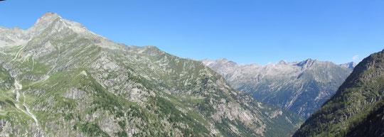 Dall'Alpe Schena della Piana