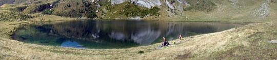 Il Lago di Matogno m. 2090