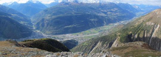 La valle del Rodano