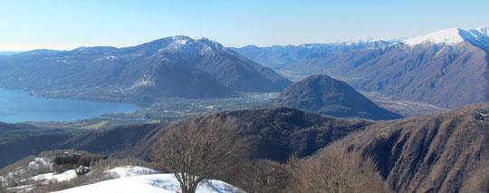 Feriolo e il Mont' Orfano
