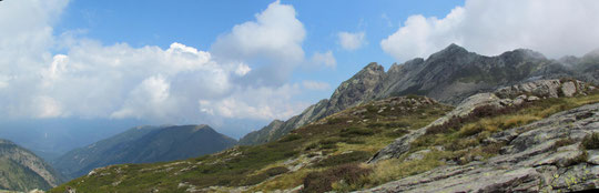 Dall'Alpe Scaredi