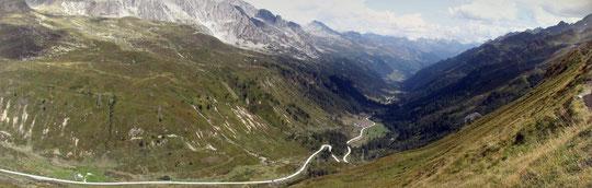 La Val Bedretto (CH)