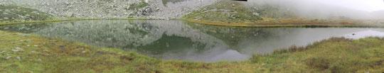 Il lago Panelatte m. 2062